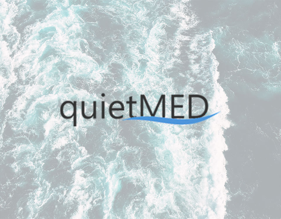 Logo QUIETMED