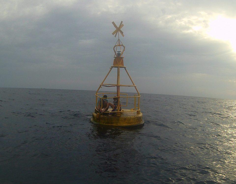 Medimos los niveles de ruido submarino en la Reserva Marina Cabo de Palos-Islas Hormigas