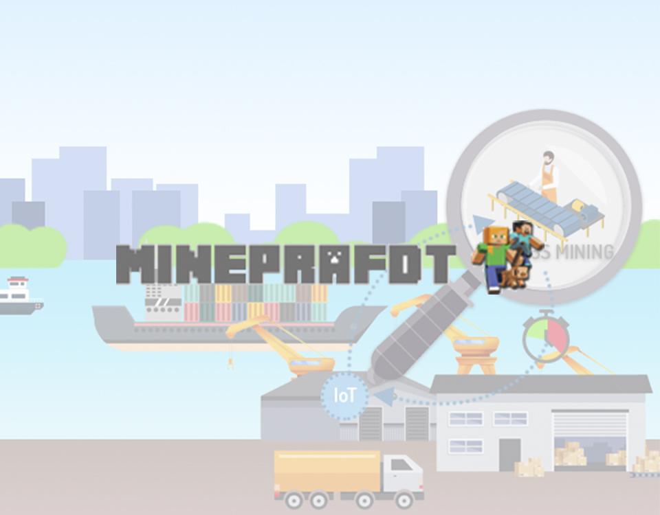 Logo Mineprafdt